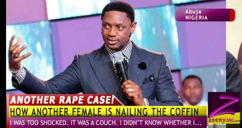 "RAPE: HOW ANOTHER FEMALE IS NAILING FATOYINBO'S ""COFFIN"""
