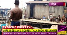 Nigeria, extremely poor