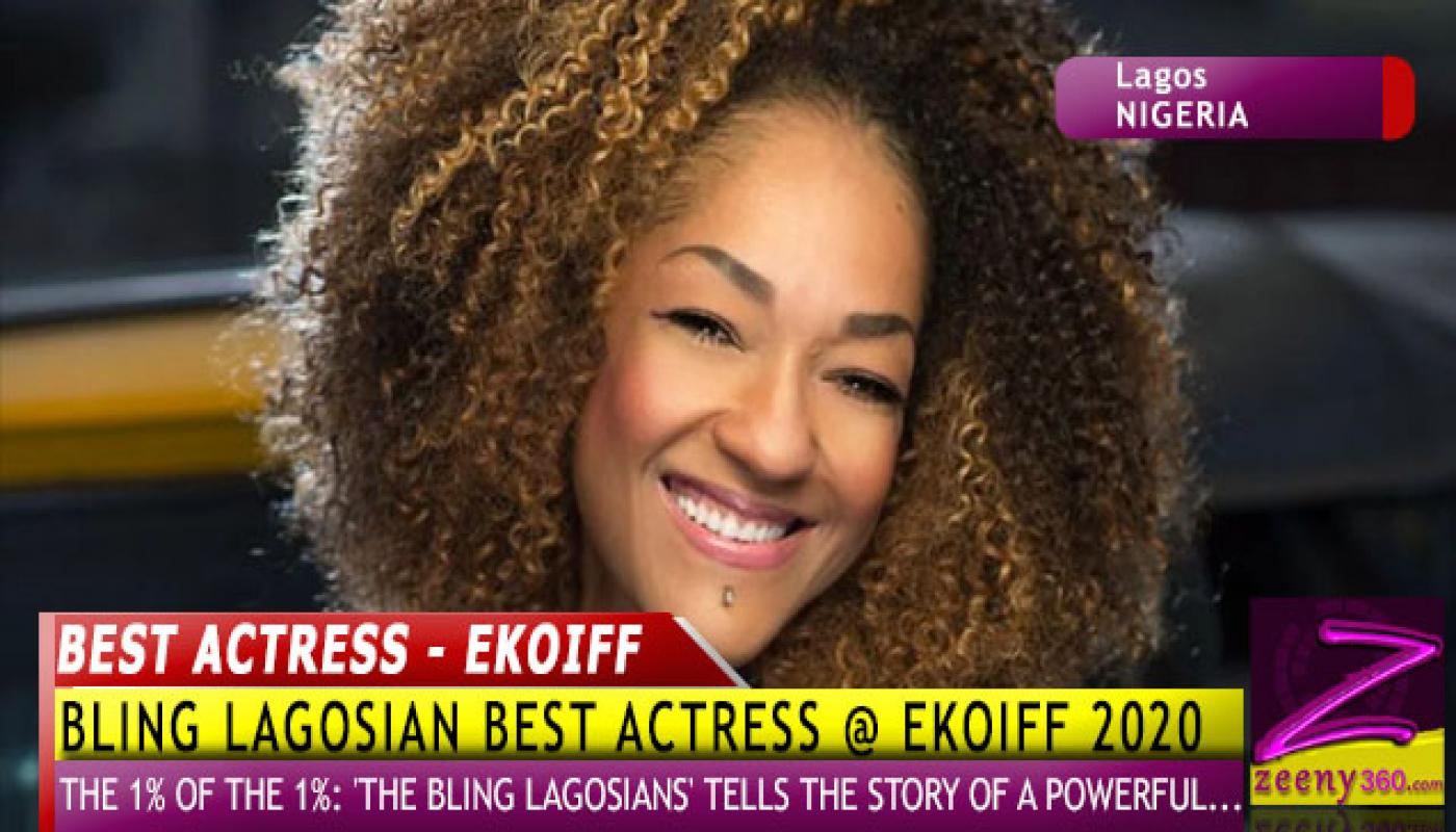 ELVINA IBRU WINS BEST ACTRESS AT THE EKOIFF 2020