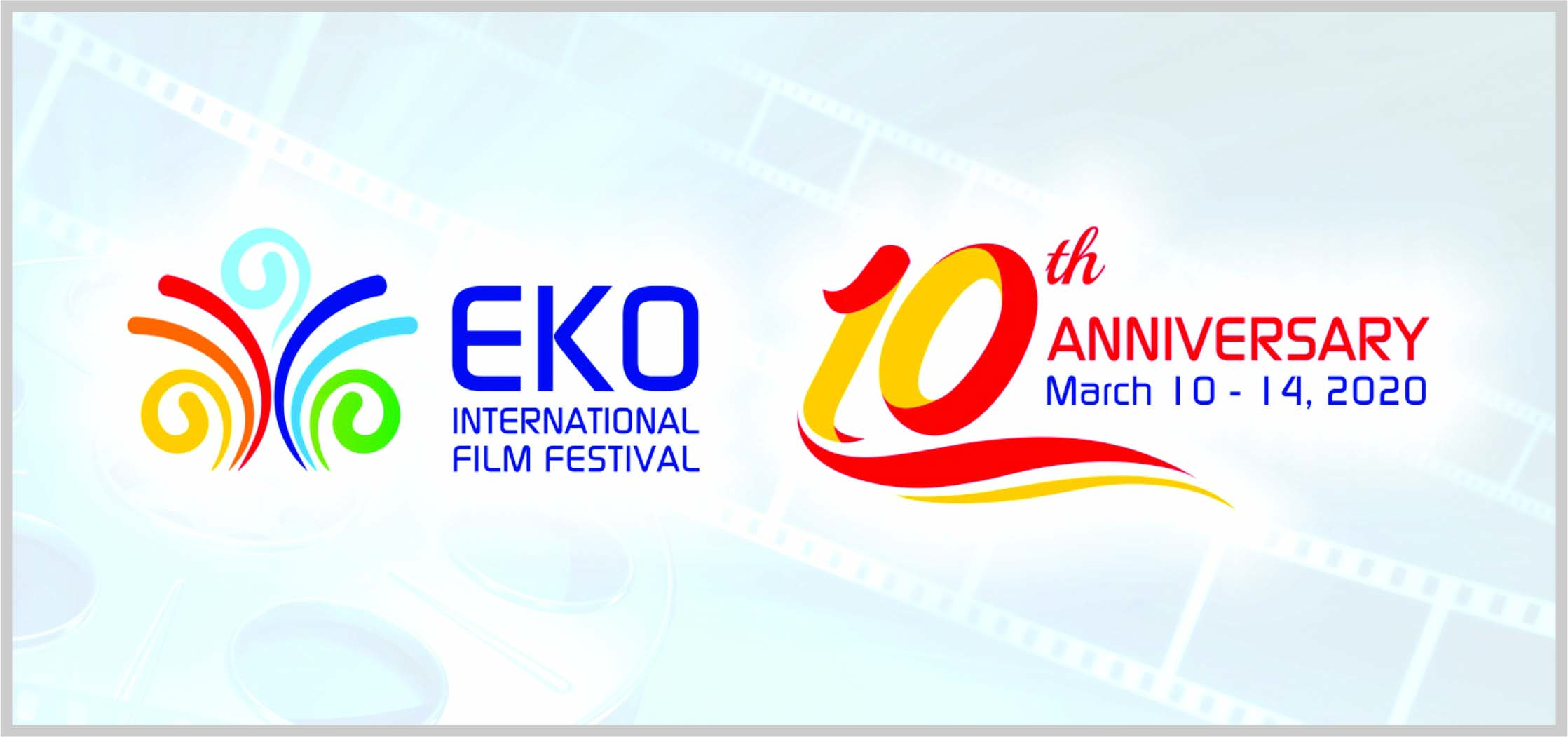 EKOIFF 2020  - 10TH ANNIVERSARY AT SILVERBIRD CINEMA & TERRA KULTURE