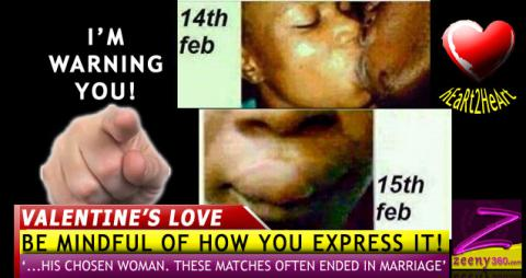 Expressions of Valentine