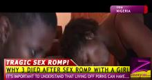 WHY THREE (3) DIED AFTER S£X ROMP WITH A GIRL IN A HOSTEL